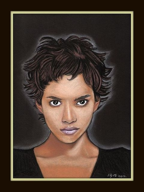 Halle Berry by KatarinaIris